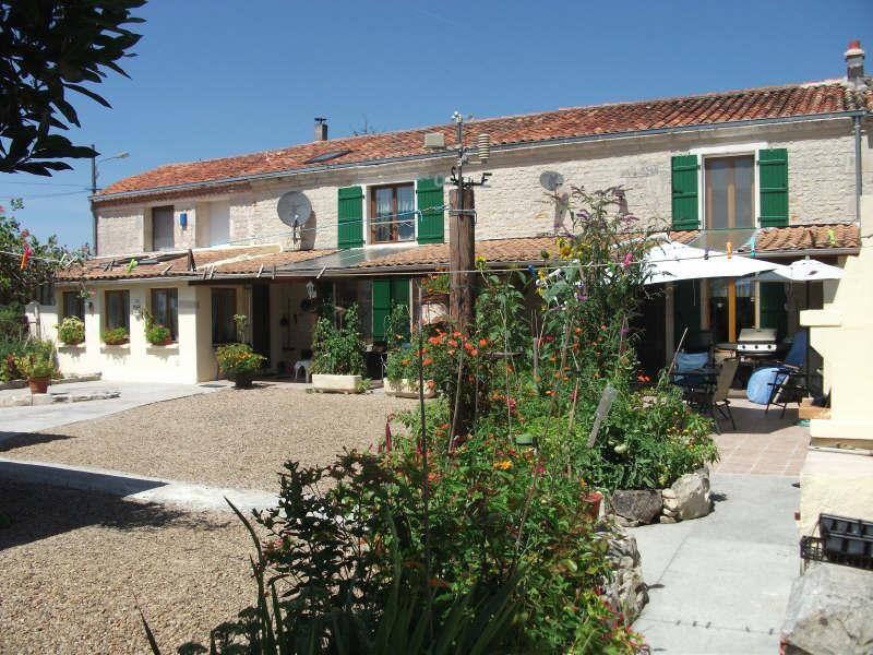 Vente maison / villa Villefagnan 198000€ - Photo 1