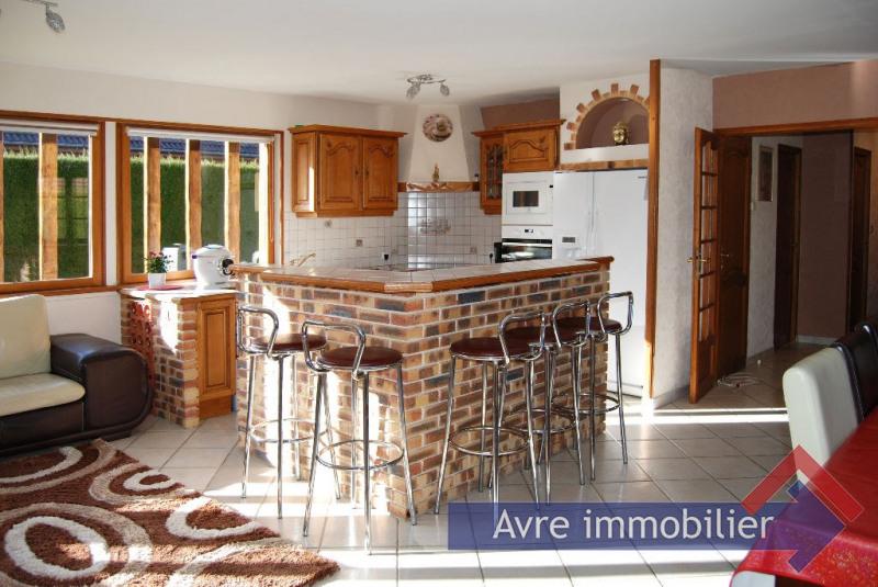 Vente maison / villa Verneuil d avre et d iton 203500€ - Photo 1