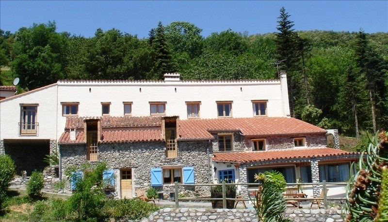 Vente maison / villa Montferrer 495 000€ - Photo 1