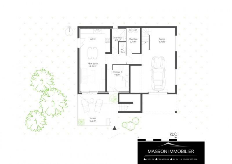 Vente maison / villa Le fenouiller 209700€ - Photo 12
