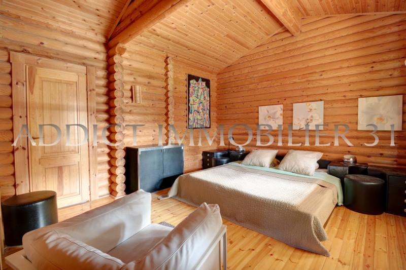 Vente de prestige maison / villa Gratentour 770000€ - Photo 8