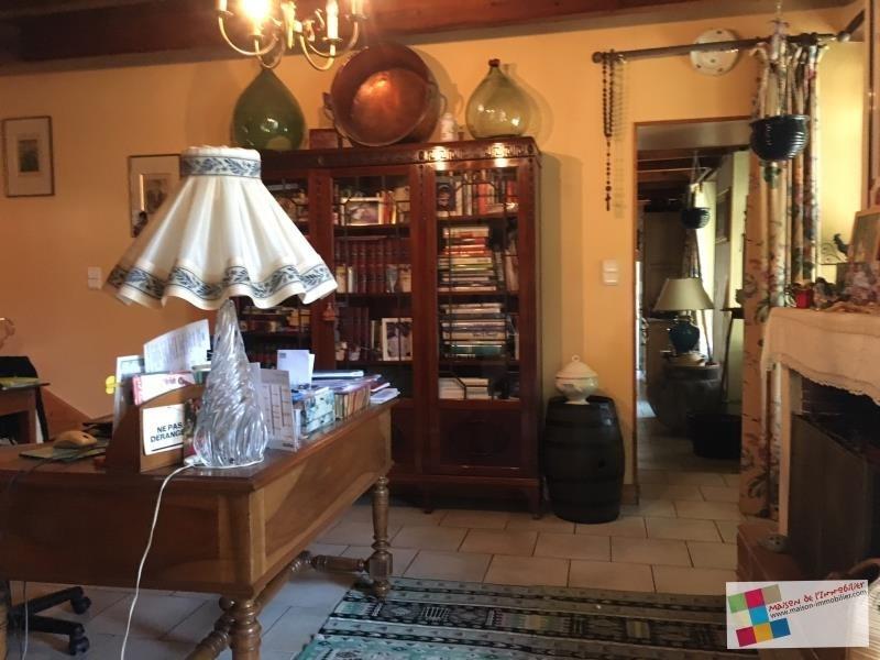 Sale house / villa Cherves richemont 267500€ - Picture 5