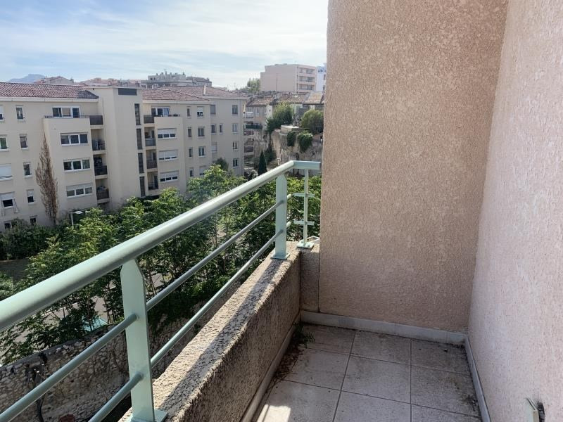 Rental apartment Marseille 5ème 495€ CC - Picture 2