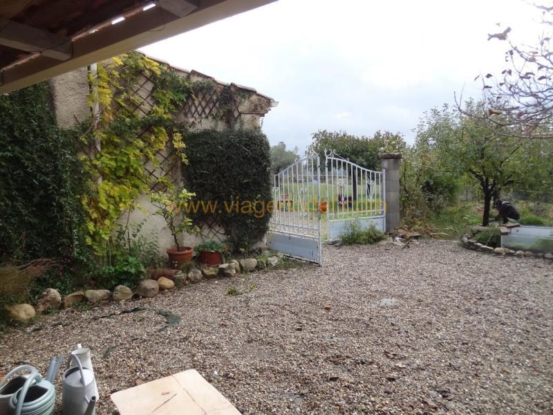 Vitalicio  casa Saint-ambroix 240000€ - Fotografía 10