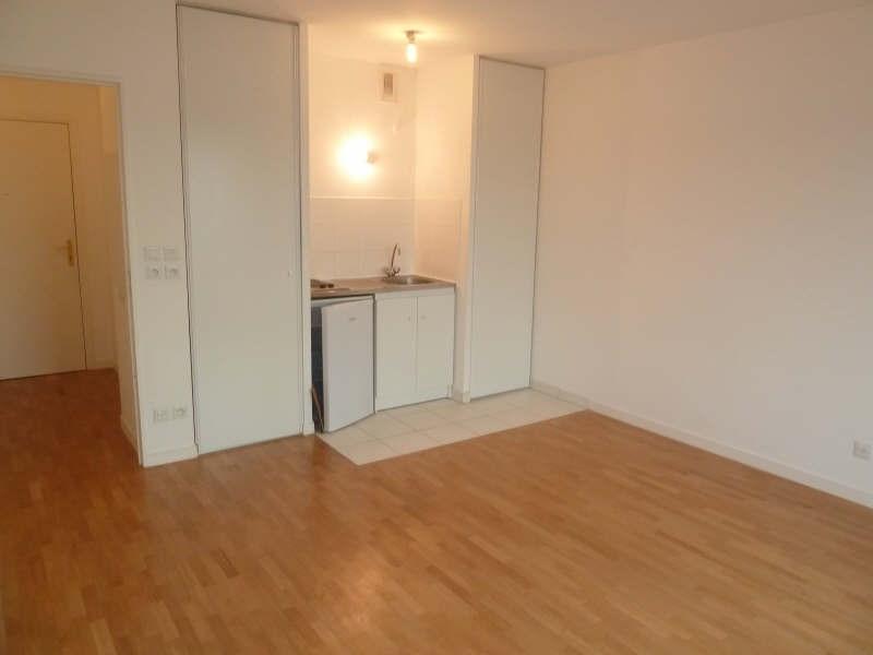 Rental apartment Carrieres sous poissy 550€ CC - Picture 2