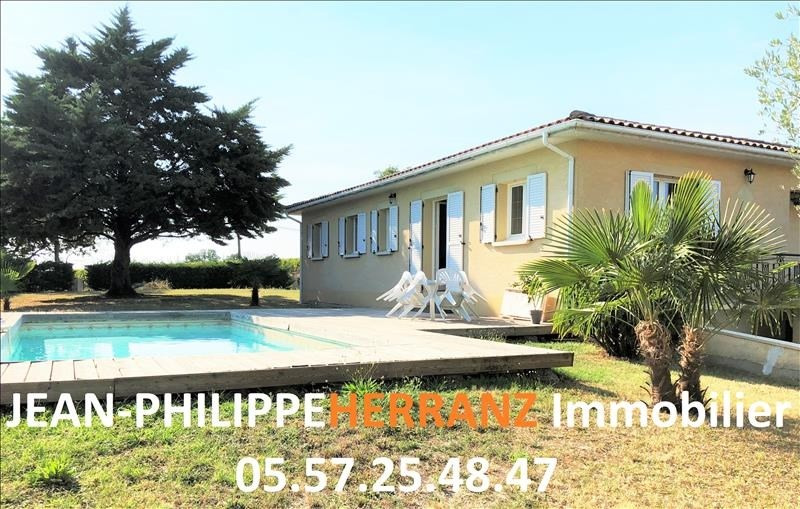 Vente maison / villa Libourne 288 000€ - Photo 1