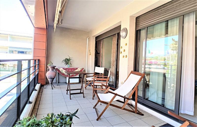 Vendita appartamento Villeneuve loubet 290000€ - Fotografia 5