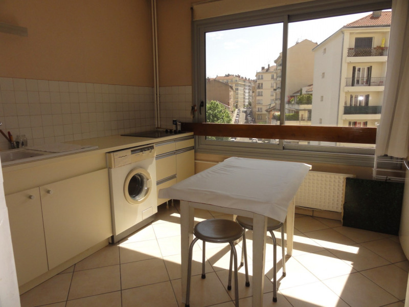 Sale apartment Lyon 4ème 241500€ - Picture 2