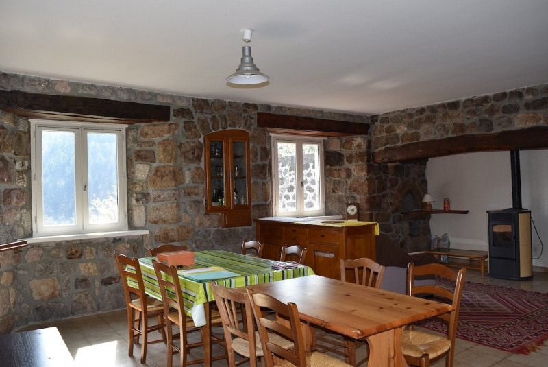 Sale house / villa St martin de valamas 114000€ - Picture 3