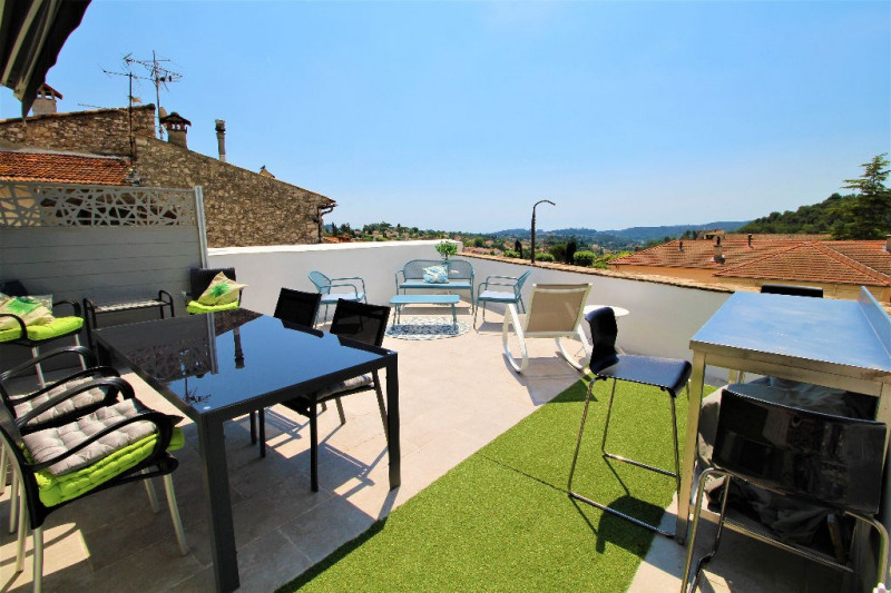Sale apartment La colle sur loup 399 000€ - Picture 2