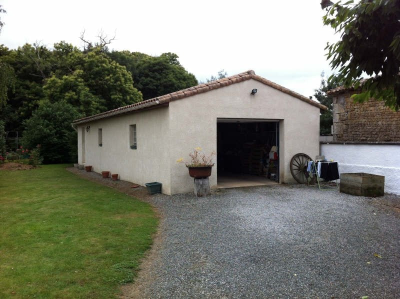Vente maison / villa La creche/st maixent 176800€ - Photo 5