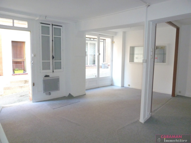Rental empty room/storage Caraman  centre 290€ CC - Picture 2