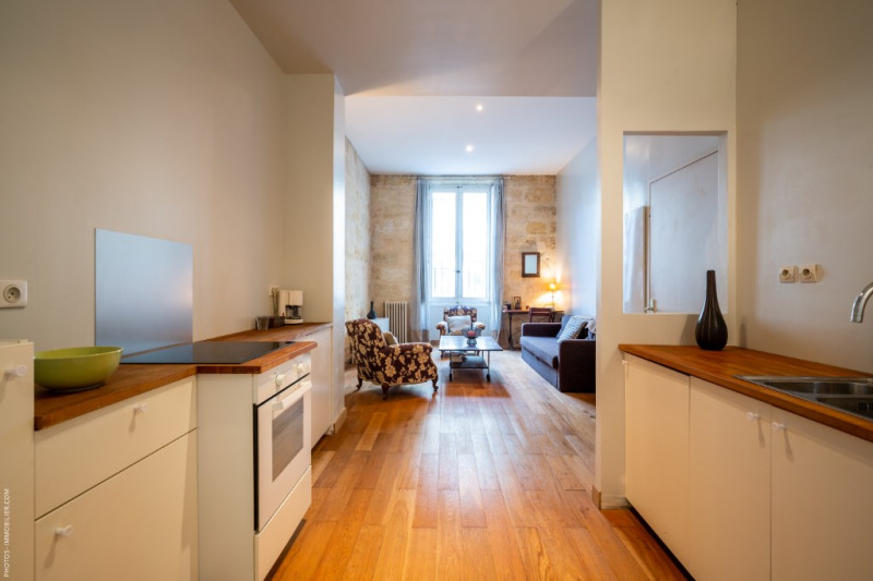 Vente appartement Bordeaux 285 000€ - Photo 2