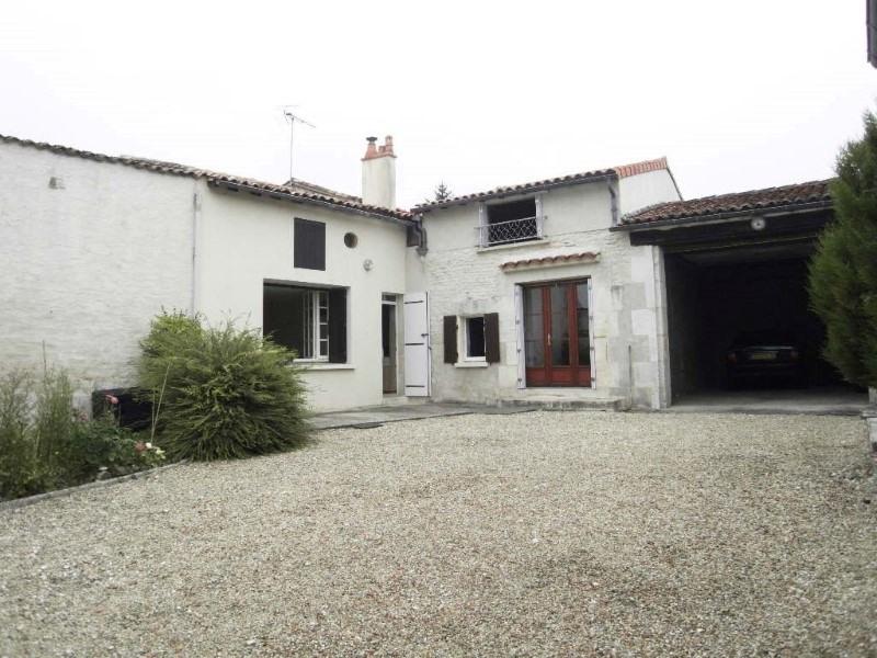 Rental house / villa St laurent de cognac 572€ CC - Picture 1