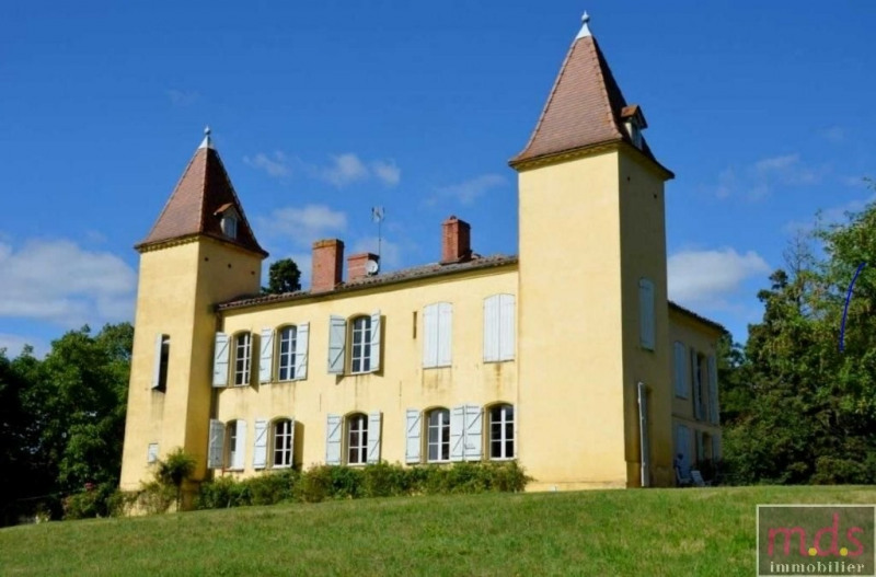 Deluxe sale chateau Verfeil 995 000€ - Picture 1