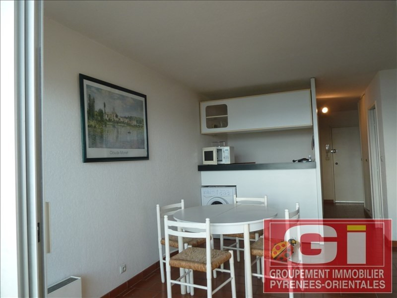 Sale apartment Canet plage 125 000€ - Picture 2