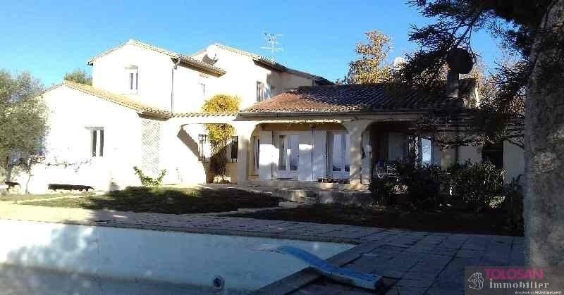 Vente maison / villa Villefranche de lauragais 15 mn 429000€ - Photo 2