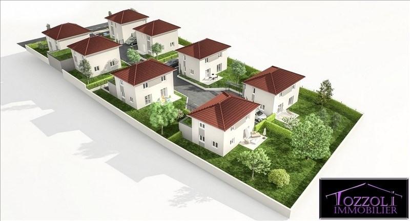 Sale house / villa Bourgoin jallieu 228000€ - Picture 4