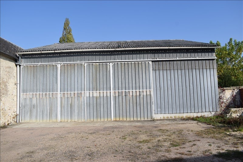 Verkoop  werkplaats Longnes 136000€ - Foto 1