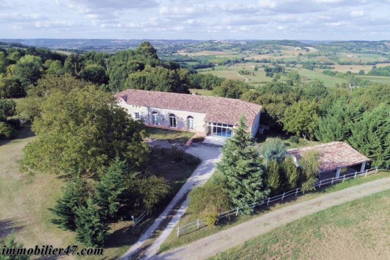 Deluxe sale house / villa Prayssas 649000€ - Picture 2