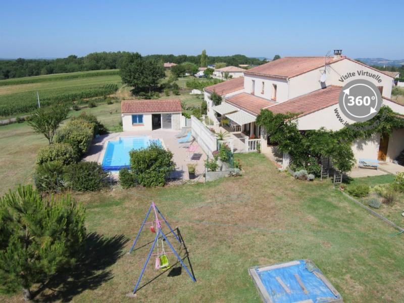 Villa contemporaine st sardos - 9 pièces - 214 m²