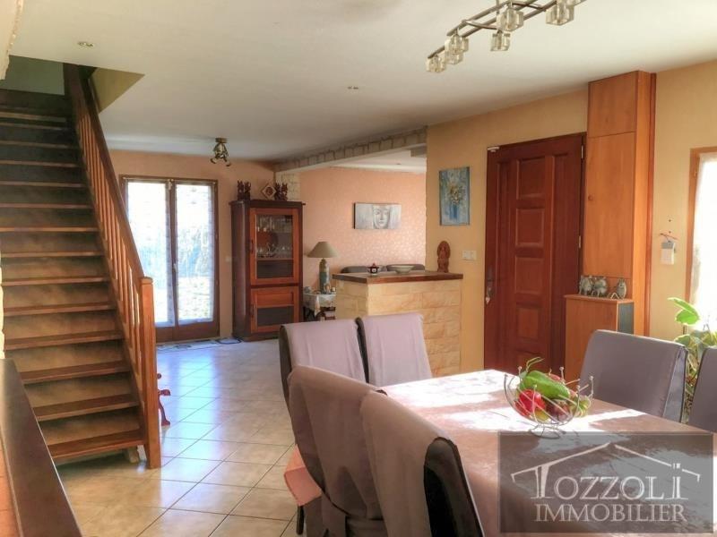 Sale house / villa Satolas et bonce 370000€ - Picture 4