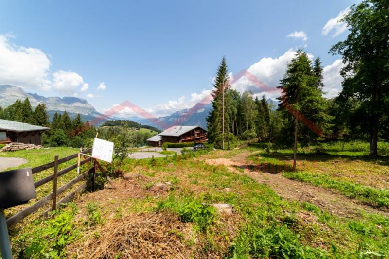 Vente terrain Combloux 299000€ - Photo 4