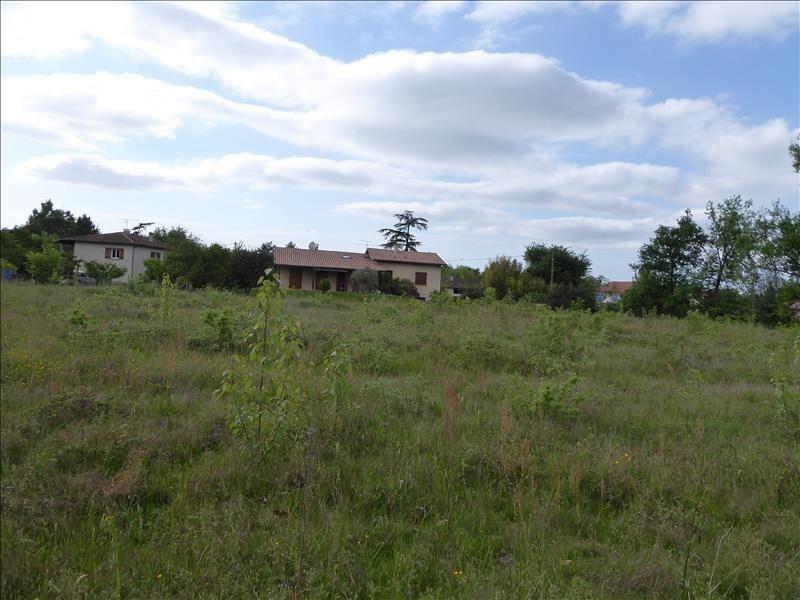 Vente terrain Montauban 135000€ - Photo 3