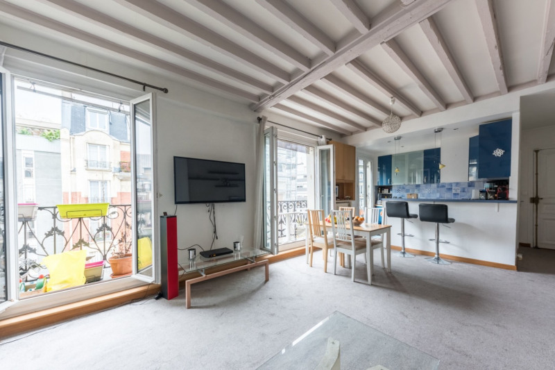 Vente appartement Paris 15ème 539 000€ - Photo 1