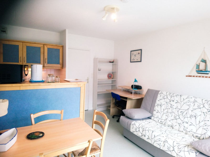 Rental apartment Pornichet 350€ CC - Picture 1