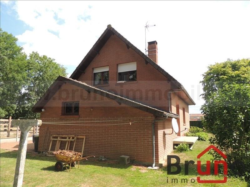 Vente maison / villa Lancheres 170900€ - Photo 2