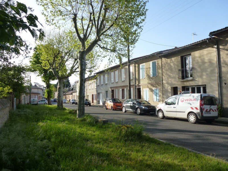 Rental house / villa Lapeyrouse fossat 850€ CC - Picture 1