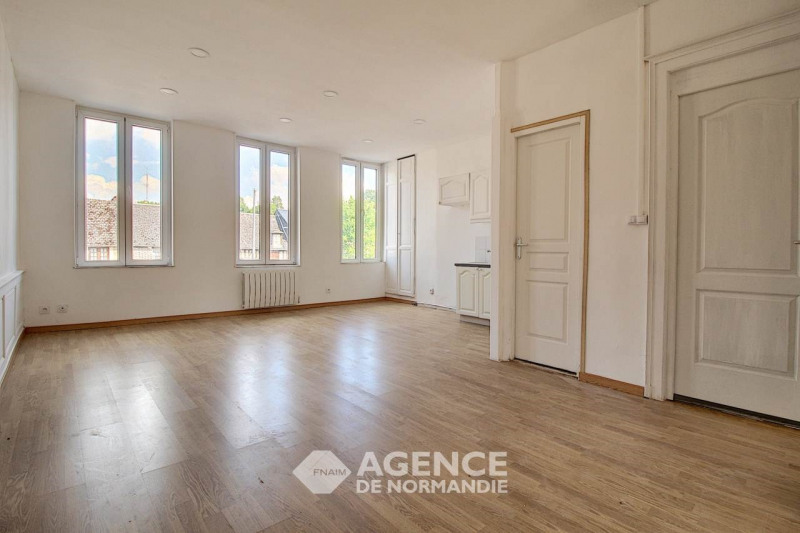 Rental apartment Montreuil-l'argille 355€ CC - Picture 1