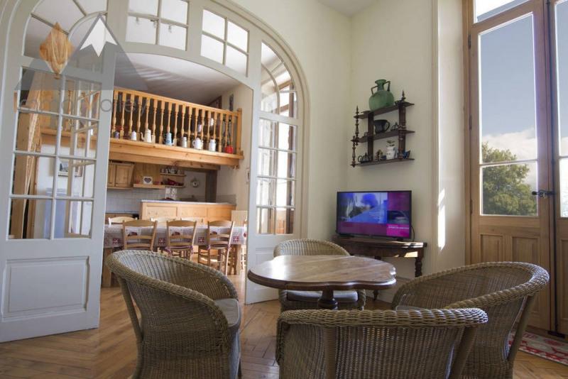 Vente de prestige appartement Combloux 580000€ - Photo 1