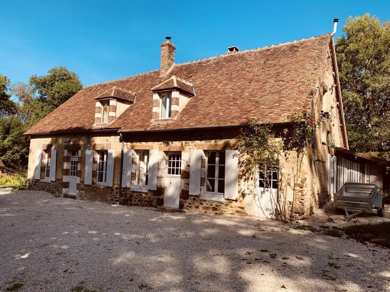 Sale house / villa Treigny 315000€ - Picture 1