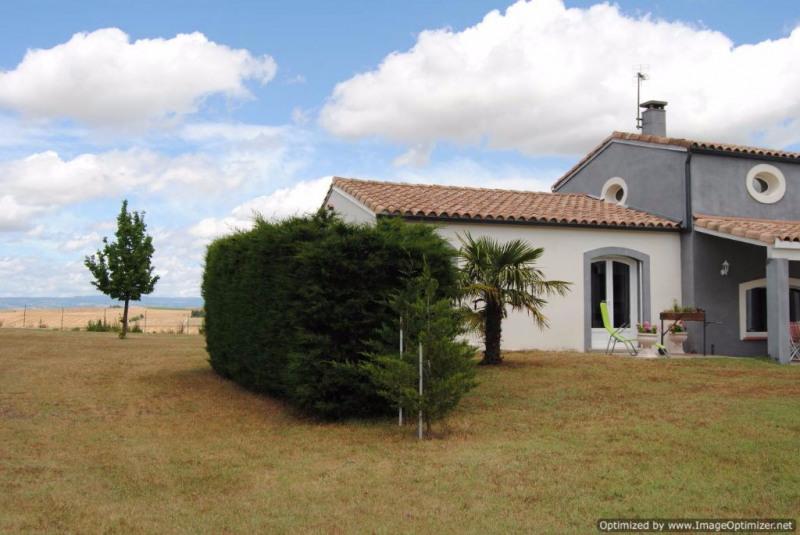 Sale house / villa Bram 367000€ - Picture 6