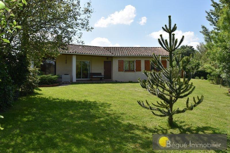 Sale house / villa Montaigut sur save 398000€ - Picture 1