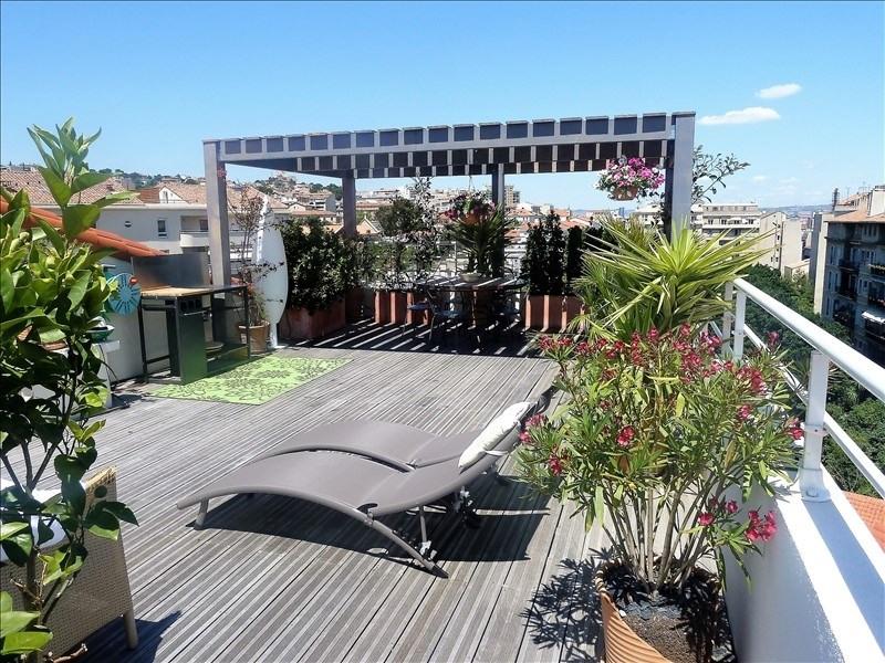 Vente de prestige appartement Marseille 8ème 930000€ - Photo 2