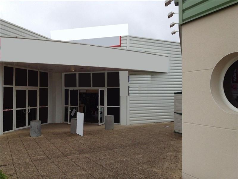 Location local commercial La seguiniere 1800€ HT/HC - Photo 1