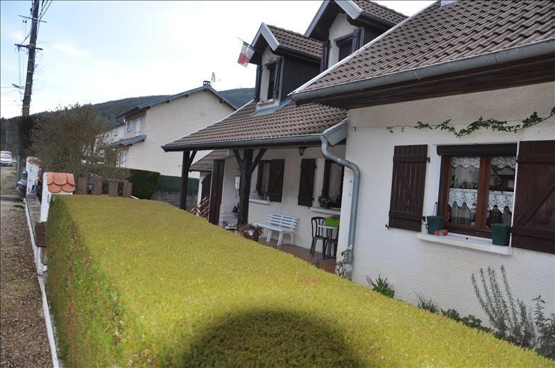 Vente maison / villa 15mn oyonnax jura sud 225000€ - Photo 8