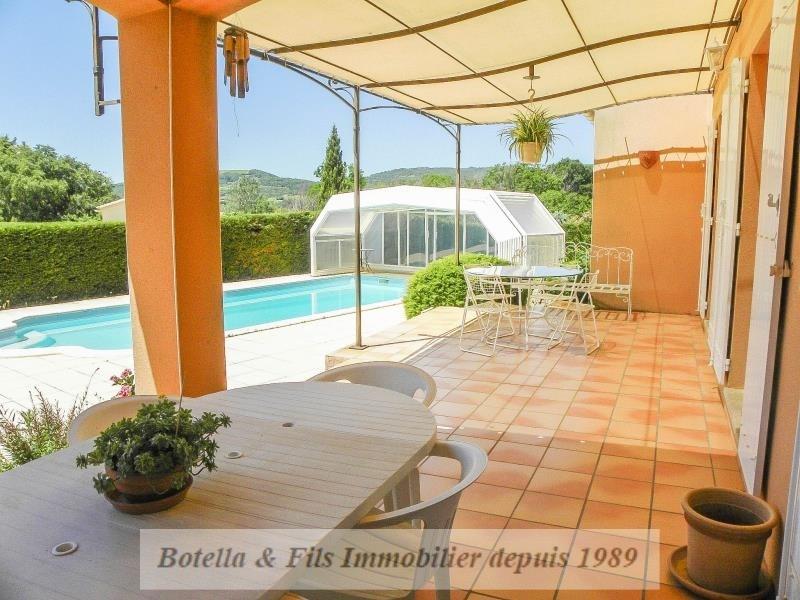 Verkoop  huis Goudargues 369000€ - Foto 8