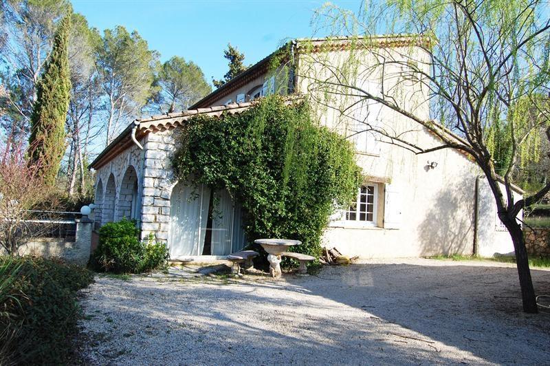 Deluxe sale house / villa Fayence 890000€ - Picture 5