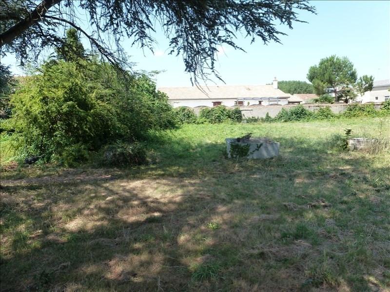Vente terrain Vouneuil sur vienne 35000€ - Photo 3