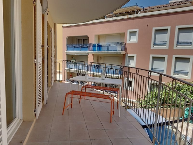 Vacation rental apartment Ste maxime 875€ - Picture 5