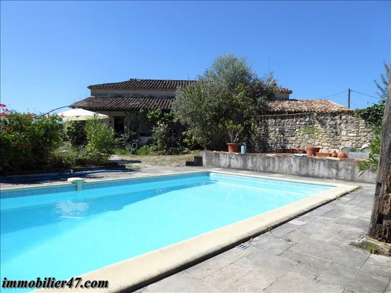 Sale house / villa Castelmoron sur lot 299 000€ - Picture 11