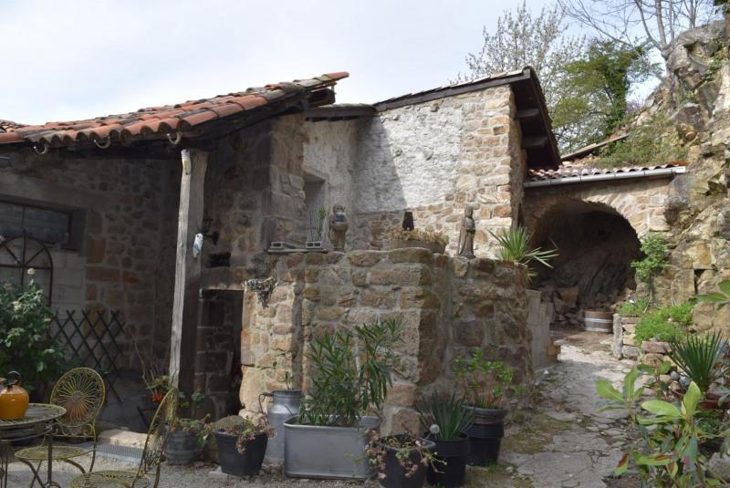 Sale house / villa Vals les bains 490000€ - Picture 2