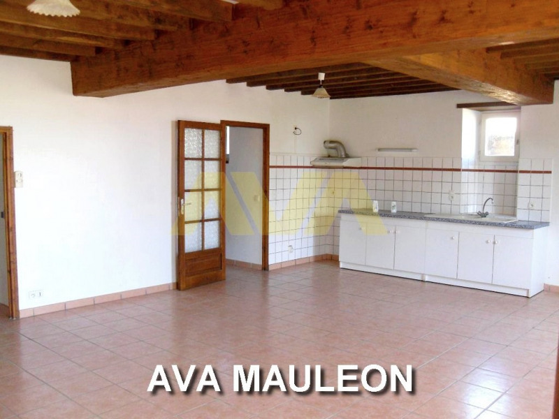 Location appartement Mauléon-licharre 450€ CC - Photo 1