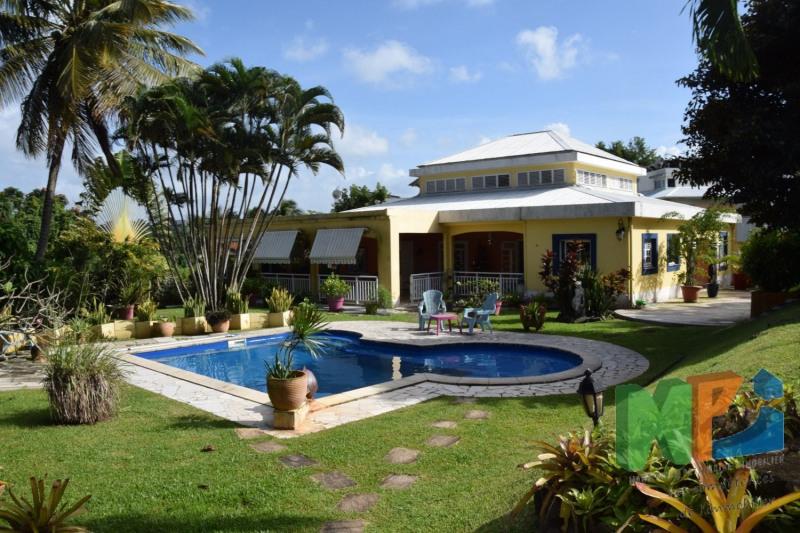 Vente de prestige maison / villa Fort de france 599000€ - Photo 1