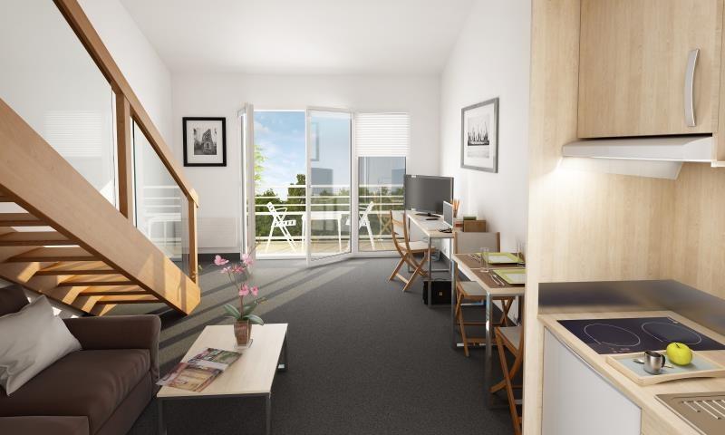 Vente appartement Sautron 114000€ - Photo 1