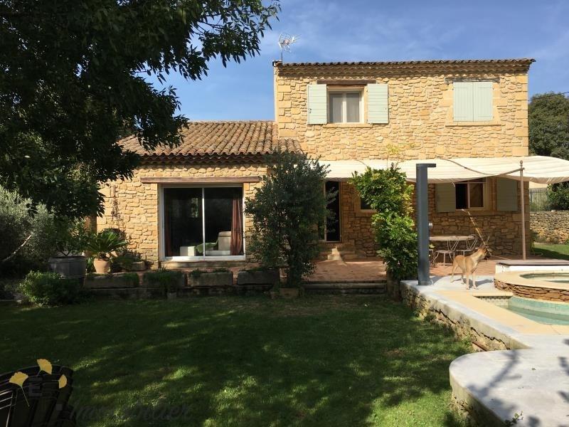 Vente de prestige maison / villa Grans 630000€ - Photo 1